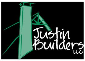 Justin Builders, LLC. Logo